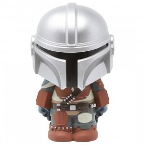 Monogram Star Wars The Mandalorian Figural Bank (gray)