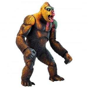 NECA King Kong Ultimate Kong Illustrated 7 Inch Figure (black)