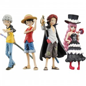 One Piece Promise of The Straw Hat Half Age Trading Figures - 1 Blind Box (multi)