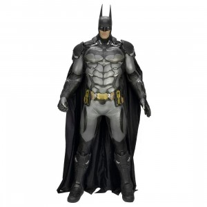 NECA Batman Arkham Knight Foam Replica Life Size Batman Statue (black)