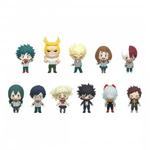 Monogram My Hero Academia Collectors Bag Clip Series 3 - 1 Blind Box