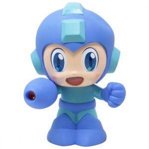 Monogram Mega Man Bust Bank (blue)