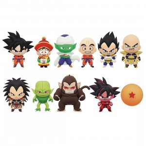 Monogram Dragon Ball Z 3D Bag Clip Series 1 - 1 Blind box