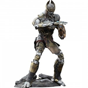 Hot Toys Chitauri Commander 1/6 Scale Collectible Figure (gray)