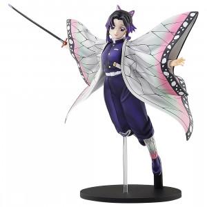 Aoshima Demon Slayer Kimetsu no Yaiba Shinobu Kocho WF Limited Version 1/7 Scale Figure (purple)