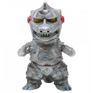 X-Plus Godzilla Vs Mechagodzilla 1974 Mechagodzilla Defo Real Soft Vinyl Statue (silver)