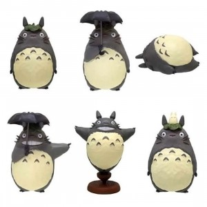 Studio Ghibli Benelic My Neighbor Totoro So Many Poses Totoro Figures - 1 Blind Box
