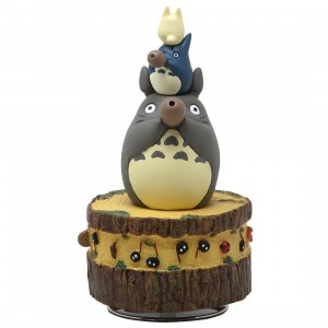 Studio Ghibli Benelic My Neighbor Totoro Totoro's Band Music Box (gray)