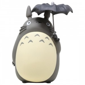 Studio Ghibli Benelic My Neighbor Totoro Large Coin Bank (gray)