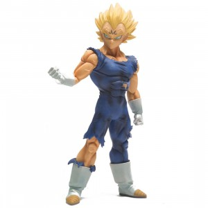 Banpresto Dragon Ball Super Legend Battle Super Saiyan Vegeta Figure (blue)