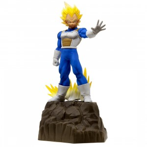 Banpresto Dragon Ball Z Absolute Perfection Vegeta Figure (blue)