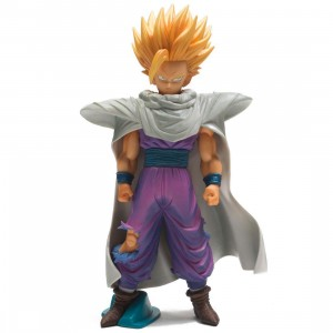 Banpresto Dragon Ball Z Grandista Resolution of Soldiers Son Gohan Figure (purple)