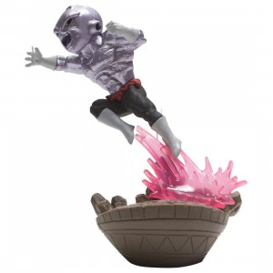 Banpresto Dragon Ball Super World Collectable Diorama Vol. 2 - 06 Jiren Figure (silver)