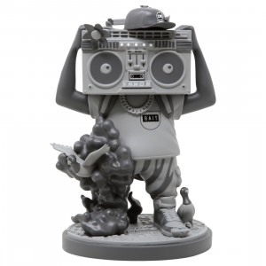 BAIT x Clutter Studios Chris B. Murray GoonBox BAIT Colorway Figure (gray)