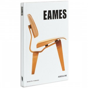 Eames By Assouline Book (white / hardcover)