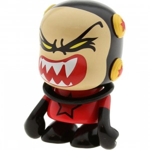 The Galaxy Bunch Supernovo 3 Inch Figure - Virus Project (red)