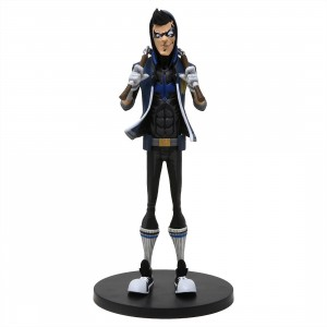 DC Comics DC Artists Alley Nooligan Nightwing Vinyl Figure (black)