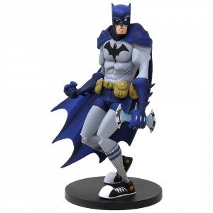 DC Comics DC Artists Alley Nooligan Batman Vinyl Figure (gray)