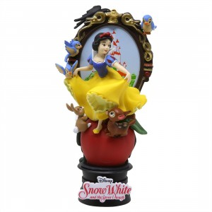 Beast Kingdom Disney Snow White D-Select DS-013 6 Inch Statue - PX Previews Exclusive (yellow)