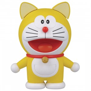 Bandai Hobby Doraemon Figure-rise Mechanics Model Kit Ganso Version (yellow)
