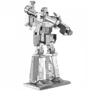 Fascinations Metal Earth Model Kit - Transformers Megatron (silver)