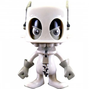 Mork Morksta Figure (white / silver) - WonderCon Exclusive