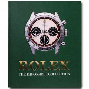 Rolex: The Impossible Collection Book (green / hardcover)