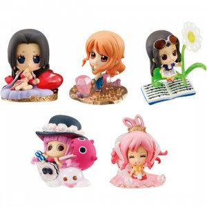 One Piece Chara Land Sanji-Kun's Paradise Trading Figure - 1 Blind Case (multi)