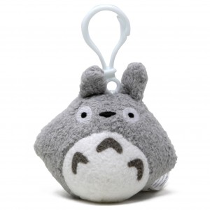 Studio Ghibli Sun Arrow My Neighbor Totoro Backpack Clips (gray)