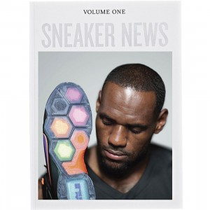 Sneaker News Vol 1 Magazine