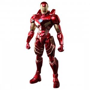 Square Enix Marvel Universe Variant Bring Arts Iron Man Figure (red)