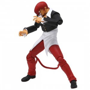 Storm Collectibles King Of Fighters 98 Iori Yagami 1/12 Action Figure (red)