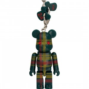 Medicom Toy Swarovski Happy Birthday Bearbrick Figure (green)