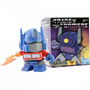 The Loyal Subjects x Transformers Series 2 3 Inch Figure - 1 Blind Box