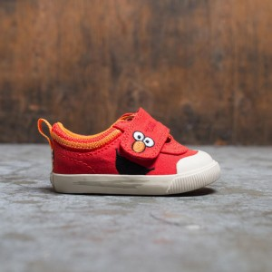 TOMS x Sesame Street Toddlers Doheny - Elmo (red)