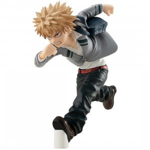 PREORDER - Good Smile Company Pop Up Parade My Hero Academia Katsuki Bakugo (gray)
