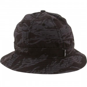 Undefeated Tiger Camo Bucket Hat (gray / camo)