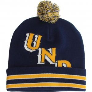 Undefeated UND Pom Beanie (navy)