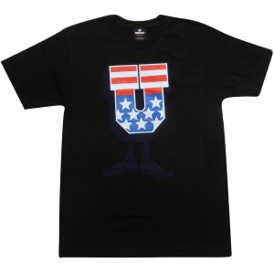 Undefeated American U Tee (black)