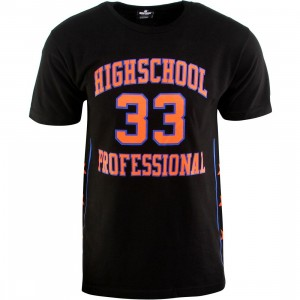 Undefeated High School Pro Tee (black)