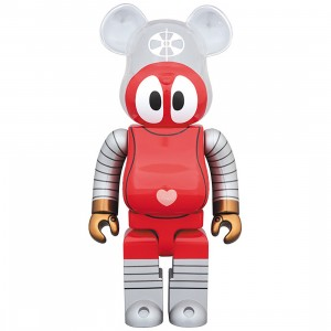 PREORDER - Medicom Robocon 400% Bearbrick Figure (red)