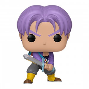 PREORDER - Funko POP Animation Dragon Ball Z Trunks (purple)