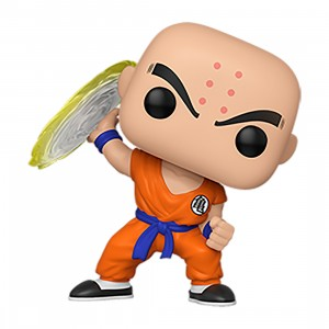 PREORDER - Funko POP Animation Dragon Ball Z Krillin With Destructo Disc (tan)