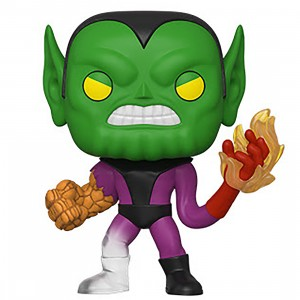 PREORDER - Funko Marvel Fantastic Four Super-Skrull (green)