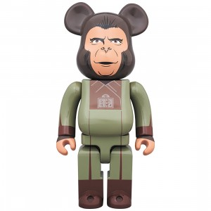 PREORDER - Medicom Planet Of The Apes Zira 400% Bearbrick Figure (green)