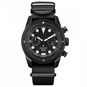 Unimatic U3FN Watch Kit - Limited Edition of 300 (black / white)