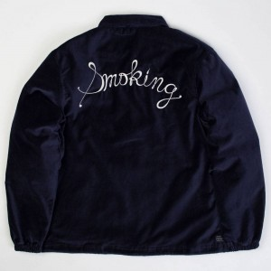 10 Deep Men Smokers Jacket (navy)