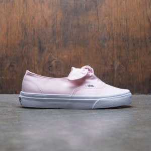 Vans Women Authentic Knotted (pink / white)