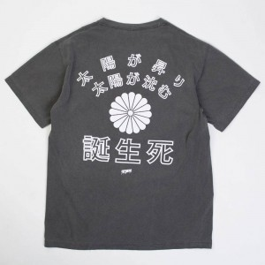 10 Deep Men Sun Also Sets Tee (gray)