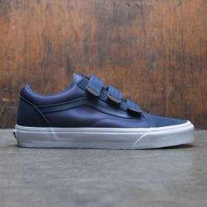 Vans Men Old Skool V - Surplus Nylon (blue)